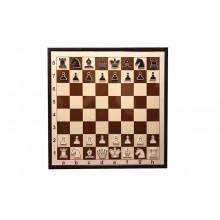 Демонстрационная шахматная доска 75х75 см.