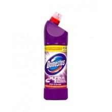 """Жидкое средство для чистки сантехники """"Domestos"""", Свежесть лаванды, 500мл."""