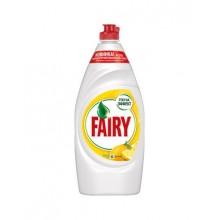 """Жидкое средство для мытья посуды """"Fairy"""", Сочный лимон, 900мл."""