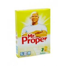 """Чистящее средство для мытья полов """"Mr.Proper"""", Лимон, 400гр, порошок"""