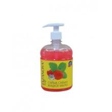 """Жидкое мыло """"Tazanova"""", Клубника, с глицерином, 500мл"""