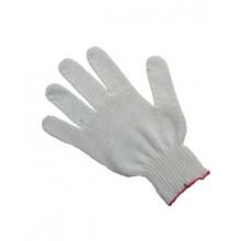 Перчатки хлопчатобумажные, белые