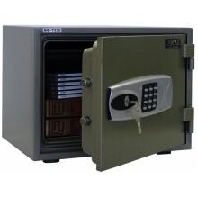 Огнестойкий сейф Booil TOPAZ BST-310 с лотком, с электронным и ключевым замками