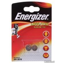 Элемент питания Energizer LR 44/A76 -2 штуки в блистере