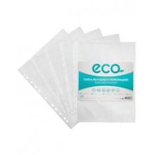 """Файл-вкладыш """"Hatber Eco"""", А4ф 40мкм, перфорация, тиснение, 20шт в упаковке"""