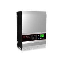 Инвертор, NEOSUN, PVL-5K (5000Вт), Вход 48В и/или 220В, Выход: от сети 220В+/-10%, от батареи 230В+/-10%, Контроллер: встроенный 60А, Чистая синусоида на выходе
