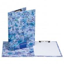 """Папка-планшет картонная """"Hatber"""", А4, металлический зажим, с крышкой, ламинация, серия """"Graffiti"""""""
