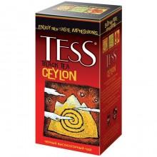 """Чай чёрный """"Tess Ceylon"""", 25 пакетиков в упаковке"""
