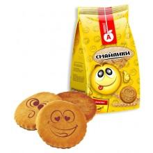 """Печенье """"Алматинский продукт"""" Смайлики 300гр"""