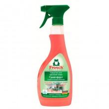 """Чистящее средство для кухни """"Frosch"""", Грейпфрут, 500мл, распылитель, спрей"""