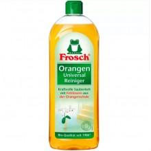 """Универсальное моющее средство """"Frosch"""", Апельсин, 750мл"""