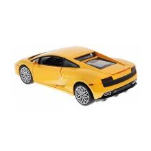 Металлическая машинка, RASTAR, 34600Y, 1:40, Lamborghini Gallardo LP560-4, 11,5 см, Жёлтая