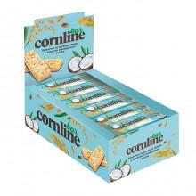 """Батончик """"Cornline"""", 30гр, из цельных злаков, с кокосом"""