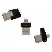 USB Флеш 32GB 3.0 Kingston OTG DTDUO3/32GB металл
