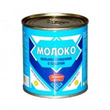 Деликат Молоко цельное сгущенное ж/б 380гр
