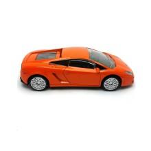 Металлическая машинка, RASTAR, 34600O, 1:40, Lamborghini Gallardo LP560-4, 11 см, Оранжевая