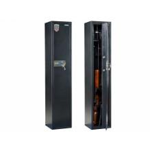 Оружейный сейф на 2 ствола VALBERG АРСЕНАЛ 130Т с трейзером, с двумя ключевыми замками KABA MAUER (класс A1, взломостойкости - S1)