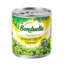 """Горошек зеленый консервированный """"Bonduelle"""" 212гр, ж/б"""