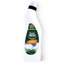 """Жидкое средство для чистки сантехники """"Master Fresh"""", Хвойная Свежесть, 750мл, гель"""
