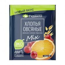 """Каша овсяная """"Гудвилл"""" сладкая, апельсин+клюква+брусника 40гр"""