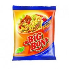 """Лапша быстрого приготовления """"BIGBON"""" Говядина + соус Томатный с базиликом, 75 гр, в пачке"""