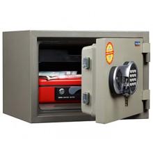 Огнестойкий сейф VALBERG FRS-30 EL с лотком, с электронным и ключевым замками