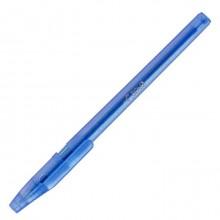 """Ручка шариковая """"Союз Stinger"""", 0,7мм, синяя, голубой корпус с блёстками"""