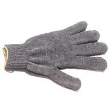 Перчатки хлопчатобумажные, серые