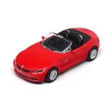 Металлическая машинка, RASTAR, 41400R, 1:43, BMW Z4 (E89), 10 см, Красная