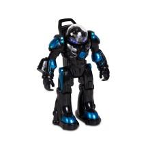 Робот RS MINI Robot Spaceman, RASTAR, 77100B, 1:32, Свет, Музыка, Движущиеся съемные руки и ноги, Скрытые колеса, Черный