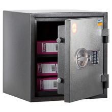 Комбинированный сейф VALBERG Кварцит 46EL с электронным замком PS 300 (класс взломостойкости - 1, огнестойкости - 30Б)
