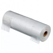 Пакеты полиэтиленовые маечка средней плотности, прозрачные 250шт/уп