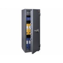 Комбинированный сейф VALBERG ГРАНИТ 120 EL с электронным замком PS 600 (класс взломостойкости - 2, огнестойкости - 30Б)