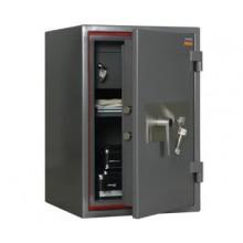 Комбинированный сейф VALBERG ГАРАНТ 67 T с трейзером, с ключевым замком KABA MAUER (класс взломостойкости - 1, огнестойкости - 60Б)