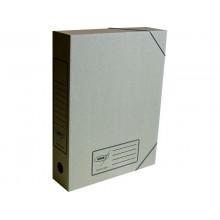 """Папка картонная архивная на резинках """"Kris Эконом"""" АС-7э, 70мм, 325х250х70мм, светло-бурая"""