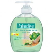 """Жидкое мыло """"Palmolive"""", Лайм, Нейтрализующее запахи, 300мл"""