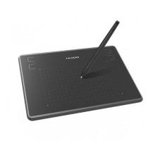 Графический планшет, Huion, H430P, Разрешение 5080 lpi, Чувствительность к нажатию 4096, Интерфейс USB, Рабочая область 121,9*76,2 мм. (4,8