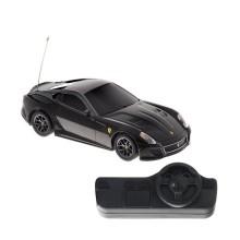 Радиоуправляемая машина, RASTAR, 60400B, 1:32, Ferrari 599 GTO, Пластик, 27 Mhz, Черная