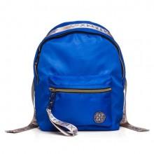 """Рюкзак """"Hatber"""", 33х25х16см, нейлон, 1 отделение,  1 карман, серия """"Fashion - Золото на синем"""""""