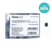 Чип, Europrint, Q6000A, Для картриджей HP CLJ 1600/2600n/2605, CM1015/1017, 2500 страниц.