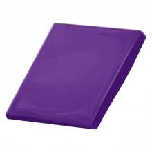 """Бумажные салфетки """"Spa Premium"""", 33x33см, 2 слой, 25 листов в упаковке, цвет Аметист"""