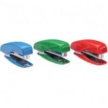 """Степлер """"Centrum"""", №10, 10л, пластиковый корпус, ассорти, в картонной упаковке"""