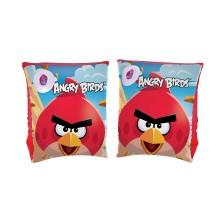 Нарукавники для плавания Angry Birds 25 x 15 см, BESTWAY, 96100, Винил, 3+, Красные, Цветная коробка