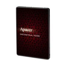Твердотельный накопитель SSD, Apacer, AS350X AP128GAS350XR-1, 128 GB, SATA