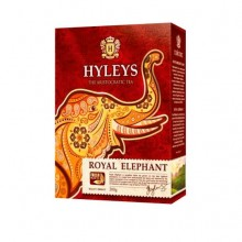 """Чай чёрный """"Hyleys"""", серия """"Королевский слон"""", листовой, 200гр"""