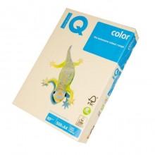 Бумага IQ Color CR20  А4, 80г/м2 500л, кремовый