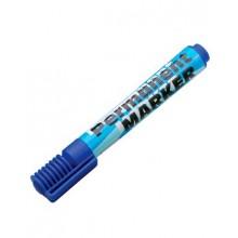 Маркер перманентный Centrum 2-4мм с конусообразным наконечником, синий