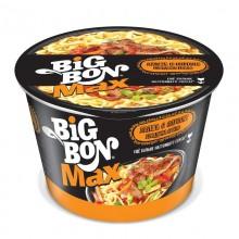 Лапша Big Bon Max со вкусом говядины 95 г