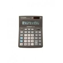 Калькулятор настольный Citizen Correct D-314 14-разрядный 205x155x28мм, черный