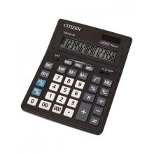 Калькулятор настольный Citizen Business Line CDB1601BK 16-разрядный 205x155x35мм, чёрный